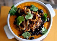 soups_southwest_carrot_black_bean - One World Kitchen, Gusto TV