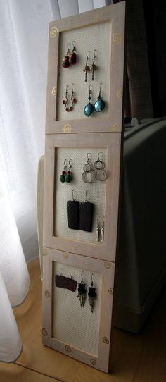 Earring Holder by Petit Bazar De Fille -    petitbazardefille