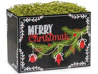 Large Chalkboard Wishes Gift Basket