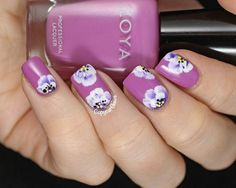 Top 10 Spring Nail Art You Are Going to Love - Top Inspired