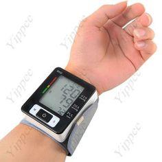 Wrist Watch Style Digital Automatic Blood Pressure Monitor  $29.55