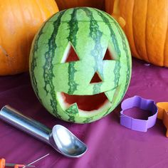Tomorrow's the LAST DAY to enter our #HappyCarving photo contest! Psst... watermelons count too! Here's how:  1.) Share your best pumpkin carving photo using #HappyCarving and #contest  2.) Tag @sproutsfm  No purchase necessary to enter or win. Must be 18 or older to enter. Click link in bio for complete details and official rules and for some fun carving tips! by sproutsfm