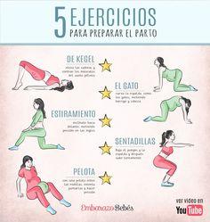 Pregnancy Workout Videos, Pregnancy Info, Pregnancy Health, Baby Health, Baby Shawer, Baby Gym, Baby Delivery, Prenatal Yoga, Dream Baby