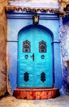 Chefchaouen, Morocco ..rh