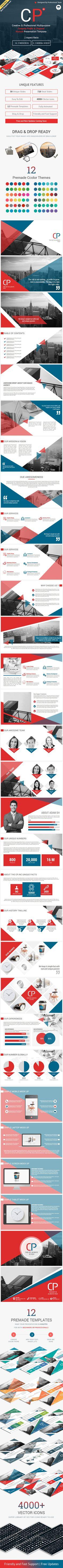 Multipurpose Company Profile and Proposal Keynote Presentation