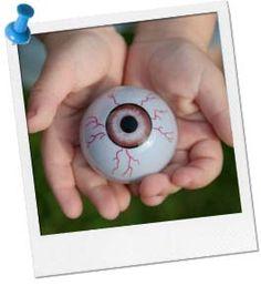 Eyeball Relay Race