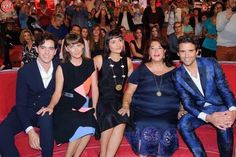 Mika and his family on #VivementDimanche