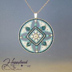 Le gioie di Happyland - patterns: Azulejos