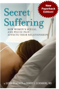 Great book for women suffering with chronic pelvic pain.