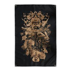 Sempiternal Flag Have Metal, Bring Me The Horizon, Flag, Artwork, Sunshine, Collection, Work Of Art, Auguste Rodin Artwork, Artworks