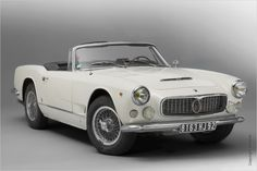 Maserati 3500 GT Spider Vignale (1961): 834.400 Euro