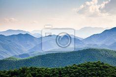 Berg in süd-china - Fototapeten - myloview 172,-