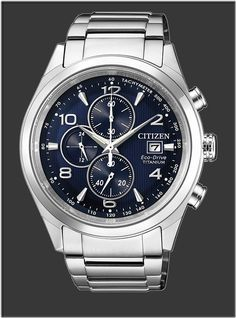 Citizen Super Titanium Crono 0650