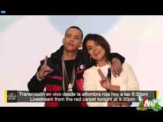 Olga Tañón y Daddy Yankee BackStage Estrellas del Año de People