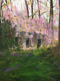 Forgotten Cottage #5 by Lianna Klassen, Painting - Acrylic | Zatista