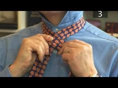 How to Tie a Tie 3 - YouTube