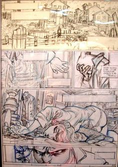 John Blacksad. possibly the greatest example of a graphic novel that uses every techniques there is to create results greater than the sum of it's parts. Perfection.