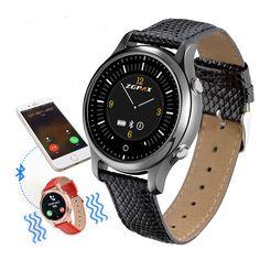 Bluetooth smartwatch zgpax s360 mens frauen sport armbanduhr tragbare geräte smart watch für ios android fitness tracker neue //Price: $US $36.94 & FREE Shipping //     #smartuhren