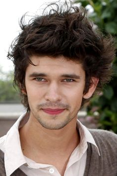 Ben Wishaw....LOOOOOVE him!!!!