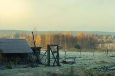 Autumn morning -1°c.