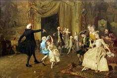 Giacomo Mantegazza The Dance Lesson - The Largest Art reproductions Center In Our website. Low Wholesale Prices Great Pricing Quality Hand paintings for saleGiacomo Mantegazza A4 Poster, Poster Prints, History Of Dance, Classic Paintings, Amazing Paintings, Dance Lessons, Learn To Dance, Learning Italian, Historical Art
