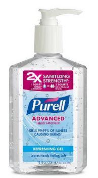 Purell Sanitizing Wipes Information Side Effects Warnings And