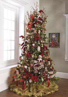 Tendencias para decorar tu arbol de navidad 2017 - 2018 | Navidad ...