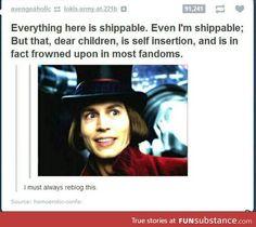 Johnny Depp knows his stuff