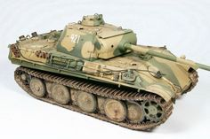 """Panther G late """"421"""" - 11. Panzer Division - planetArmor"""