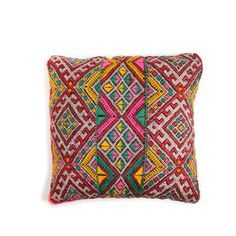 One-Of-A-Kind Moroccan Pillow, www.babasouk.ca