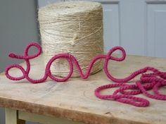 Wire-Wrapped Valentine's Craft