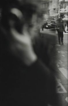 Saul Leiter Self Portrait