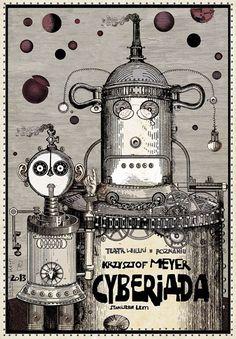 Cyberiada - Lem, Polish Opera Poster