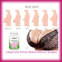 Nutriment Bust Plus Breast Enhancement Pills-Increase Bust Size Without Surgery- | Health & Beauty, Health Care, Sexual Wellness | eBay!