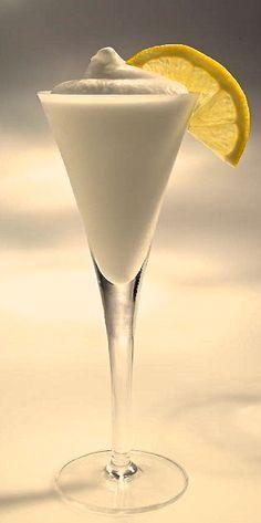 la bella vita SGROPPINO makes 4 Sgroppino 2 cups lemon gelato 1 tbsp vodka 1 tbsp chilled limoncello lemon liqueur 1/3 cup chilled Prosecco sparkling wine zest of one lemons