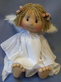 Bonecas da Ilma - Anjinho