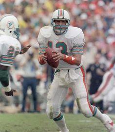 QB Dan Marino - Miami Dolphins -Rookie Season-