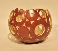 Circles, Beech Creek Gourds -