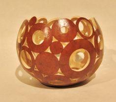 Circles, Beech Creek Gourds -
