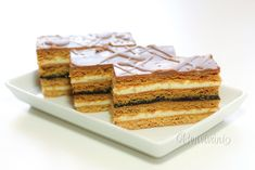 Slovak Recipes, Czech Recipes, Ethnic Recipes, Honey Cake, Christmas Baking, Sweet Recipes, Delish, Sweet Tooth, Food And Drink