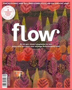 Flow Nr. 29 Flow Magazine, Magazine Stand, Magazine Art, Magazine Covers, Magazine Layouts, Gq, Frankie Magazine, Magazine Illustration, The New Yorker