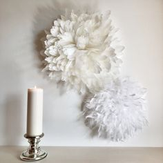 juju hat Juju Hat, Candle Holders, Feather, Candles, Decoration, Candlesticks, Quill, Decorating, Feathers