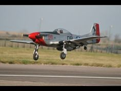 LARGE SCALE CORSAIR & TWO MUSTANGS AT BARKSTON WARBIRDS - 2014