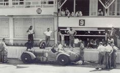 Le Mans 24heures 1934 , Alfa Romeo 8C 2300 #9 , Drivers Luigi Chinetti / Philipe Étancelin , winner first place overall.