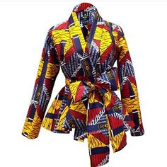 Add African print to your closet with our selection of African clothing. All our clothes are made in the USA. Shop our African dresses, shirts & more today! African Inspired Fashion, African Print Fashion, Africa Fashion, Fashion Prints, African Print Dresses, African Fashion Dresses, African Dress, African Attire, African Wear