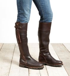 Boots & Woods - Handcrafted Quality Footwear and More. Smooth Leather, Real Leather, Tall Boots, Shoe Boots, Smaller Calves, All Weather Boots, Goodyear Welt, Country Outfits, Leather Accessories