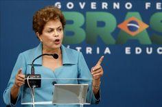 Rousseff insiste en que las dificultades de la economía brasileña son coyunturales