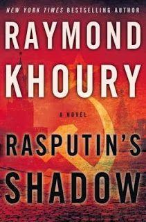 Author Spotlight: Raymond Khoury Returns