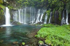 Shiraito Falls, Fuji-Hakone-Izu National Park, Japan