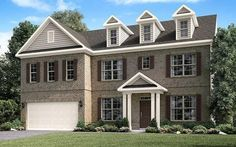 17 awesome charlotte new construction homes images new rh pinterest com